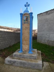Torres del Obispo. Pilaret San Antón 1