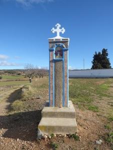 Torres del Obispo. Pilaret San José 1