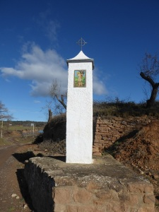 Torres del Obispo. Pilaret San Sebastián 1