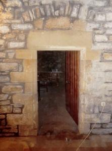 Puerta de la sacristía