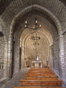 San Andrés. interior