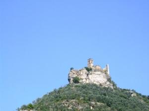 Castillo de lo Mon desde