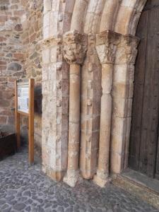 Columnas al norte