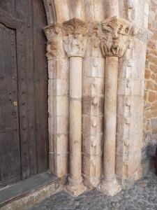 Columnas al sur