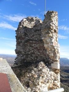 La torre desde el noroeste