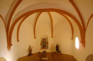 Santa María Magdalena. Interior