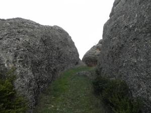Pasos excavados 1