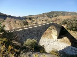 Puente de Santiago desde el NW. 2012