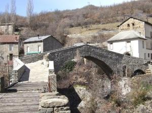 Puente desde E