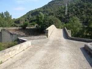 Calzada del puente en 2008