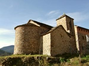 San Esteban desde el nordeste