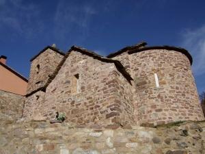 San Esteban desde el sudeste