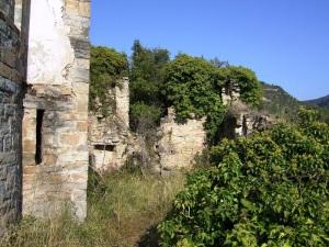 Restos de la abadía