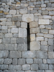 Ventana muro sur