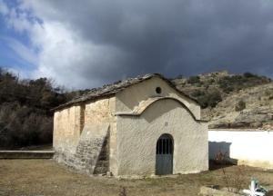 Santa María desde el sudeste
