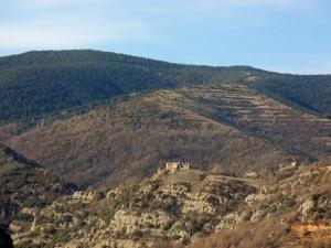 Santolaria desde camino a Iscles 2