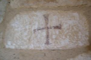 Cruz de consagración