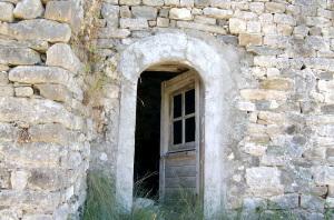 Puerta actual