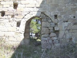 Virgen del Tozal.Muro sur3