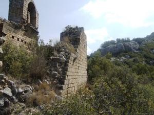 Ermita.Muro norte