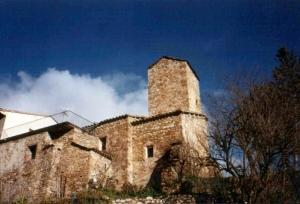 Iglesia desde el sur