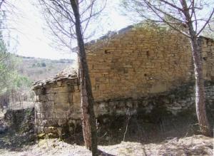 San Bartolomé desde el norte