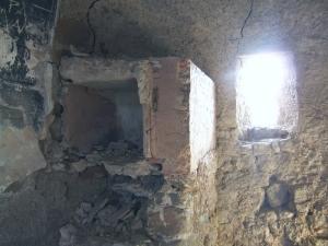 Ábside. Interior
