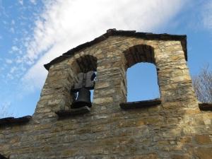 San Saturnino. Campanario