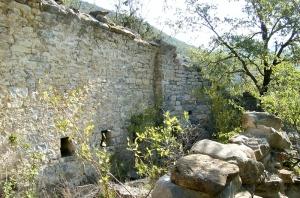 Muro norte