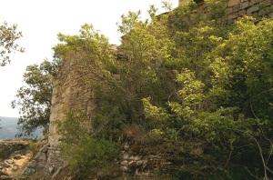 Capilla y muro norte