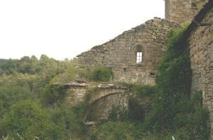 San Martín desde el oeste