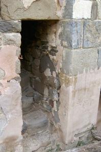 Puerta de acceso al campanario