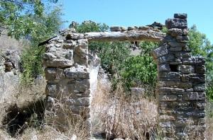 Restos de San Pedro