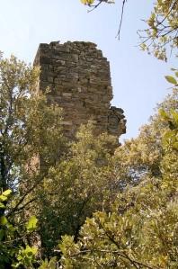 Restos del torreón