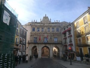 Plaza Mayor. Ayuntamiento