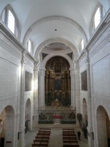 Monasterio de Uclés. Iglesia