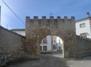 Uclés. Puerta del Agua