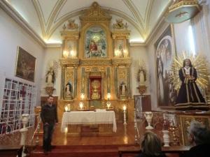 Iglesia del convento de las Madres Trinitarias