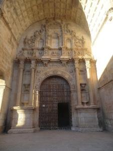 Santa María. Portada