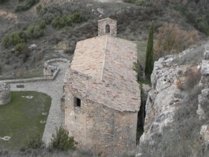 Desde el castillo