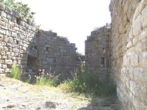 Santa Engracia. Interior hacia la cabecera