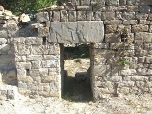 Puerta. Interior