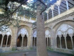 023. Monasterio de Veruela. Claustro