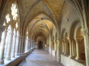 029. Monasterio de Veruela. Claustro