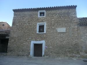 148. Fuendetodos. Casa natal de Goya