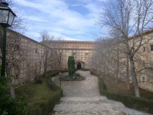 166. Monasterio de Piedra.
