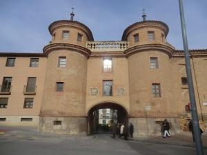 250. Calatayud. Puerta de Terrer