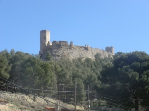 287. Calatayud. Castillo de Ayub