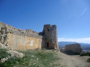298. Calatayud. Castillo de Ayub