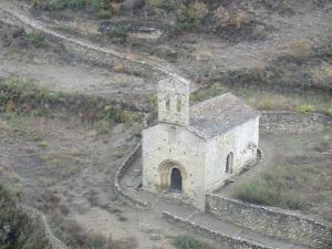 San Juan desde Nuestra Señora de Baldós